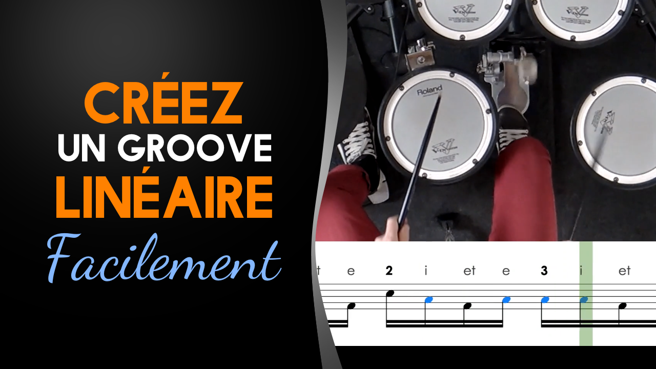 creer-groove-lineaire-style